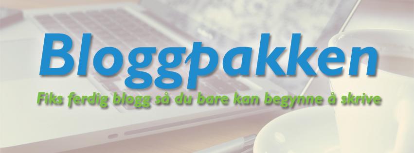bloggpakken
