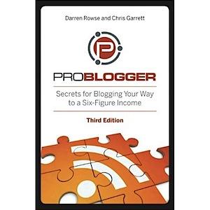 Problogger bok