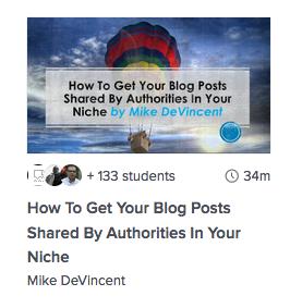 kurs om blogging