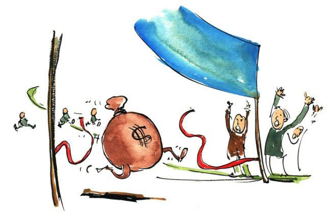 økonomisk mål