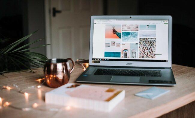 Start din egen nettside