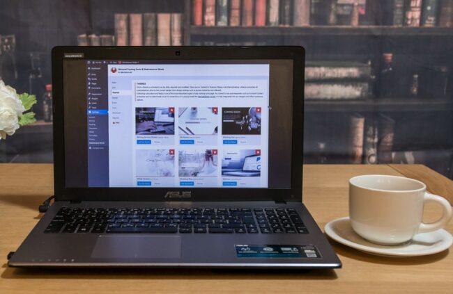 flytte innlegg wordpress blogg