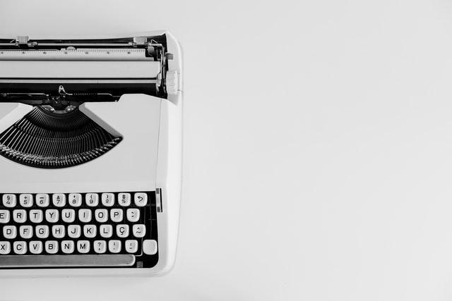 Bli en velsmurt skrivemaskin